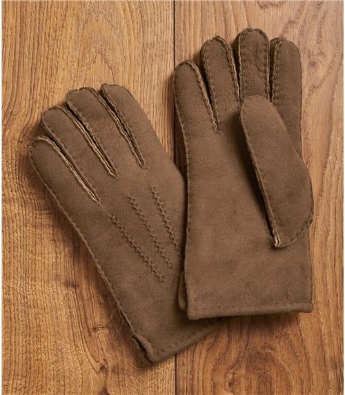 Mens Sheepskin Gloves