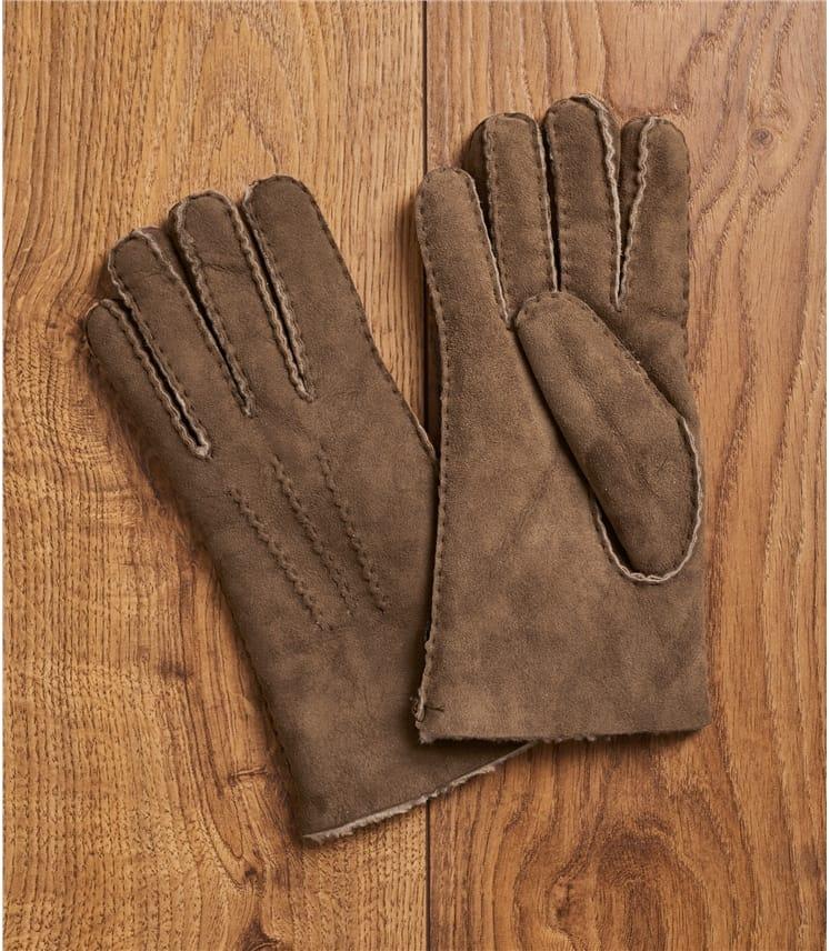 Womens Sheepskin Glove